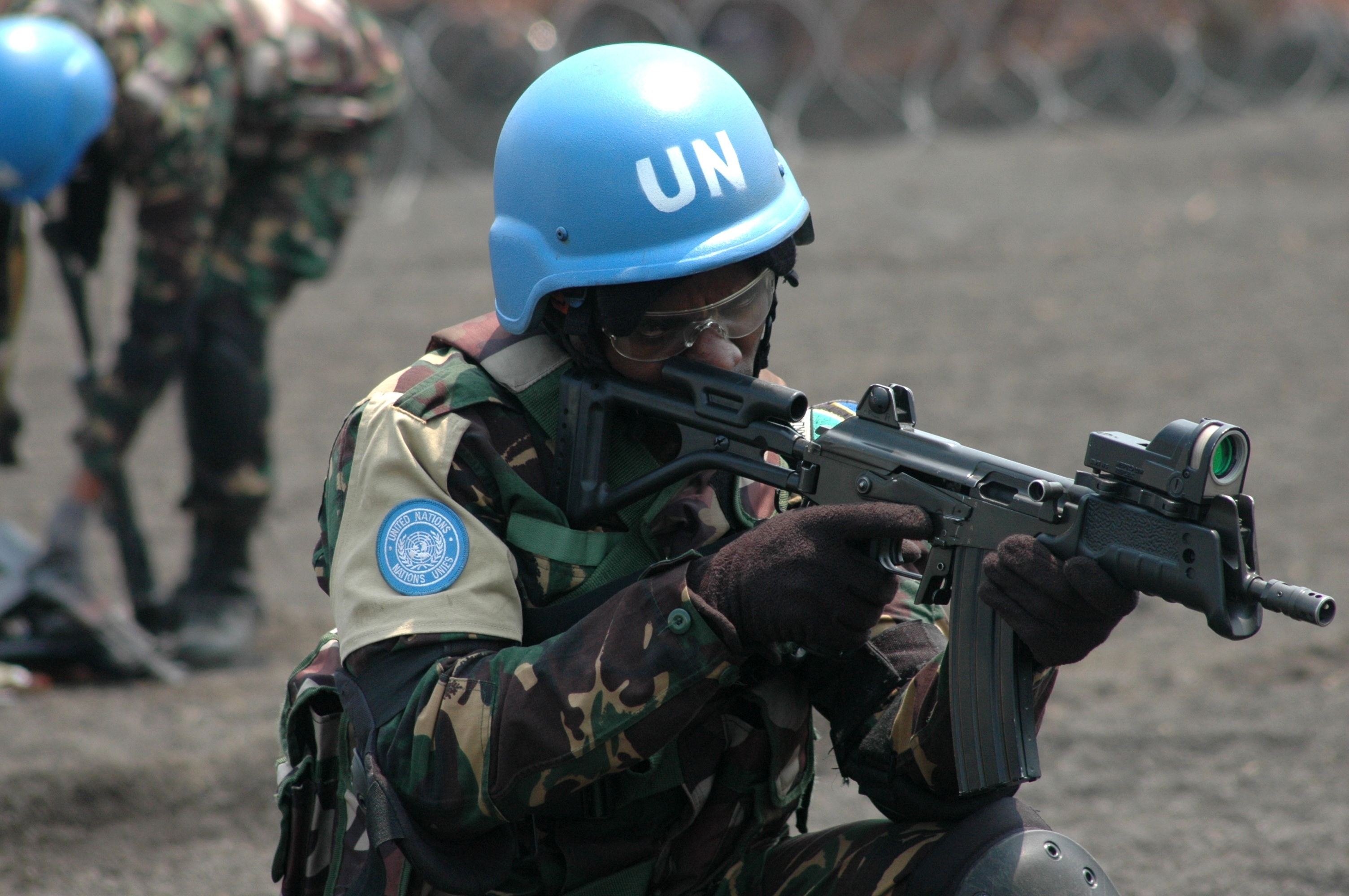 un intervention The un security council has been urged to intervene and save kenya from sliding into anarchy.
