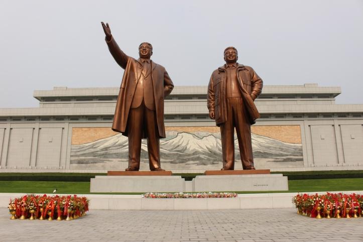 Mansudae Grand Monument, Pyongyang