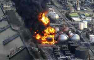 Fukushima Meltdown 2011. Source: Legal Planet