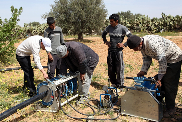Tunisie - Rural water supply - 09 2015 - BKA