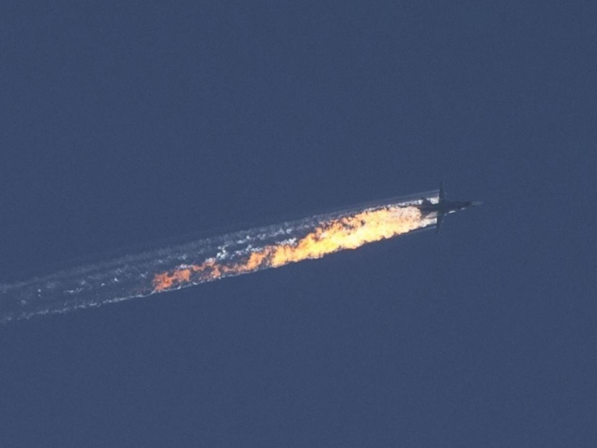 News Crunch: Turkey downs Russian Fighter Jet