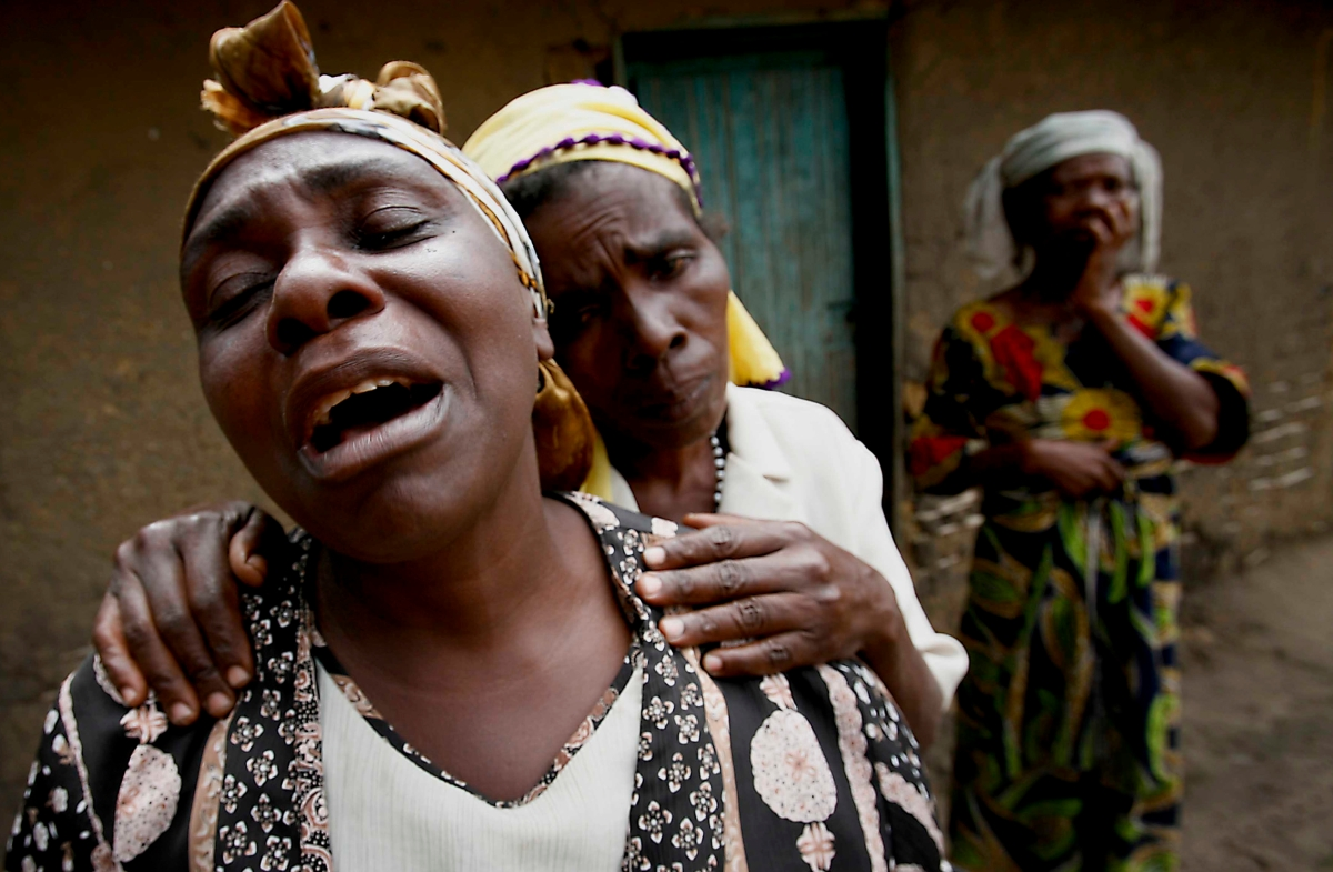 Congo: Rape Capital of the World