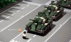 Lego tanks