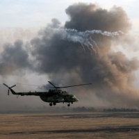 Syria: Russian helicopter shot down